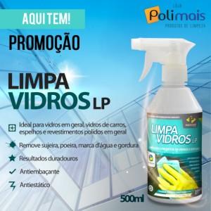 Foto2 - Limpa Vidros LP