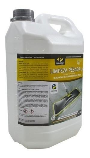 Foto3 - Limpeza Pesada LP
