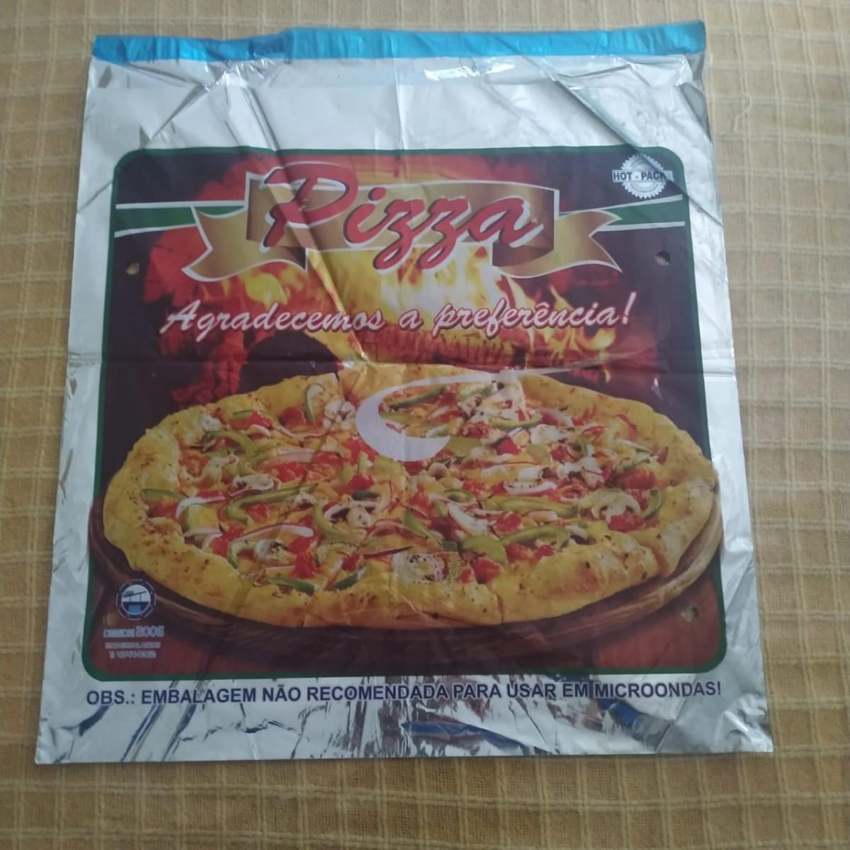 Imagem do produto Envelope Térmico p/ Pizza 50cm