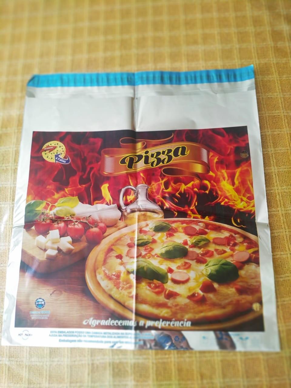 Imagem do produto Envelope Térmico p/ Pizza Broto 33cm