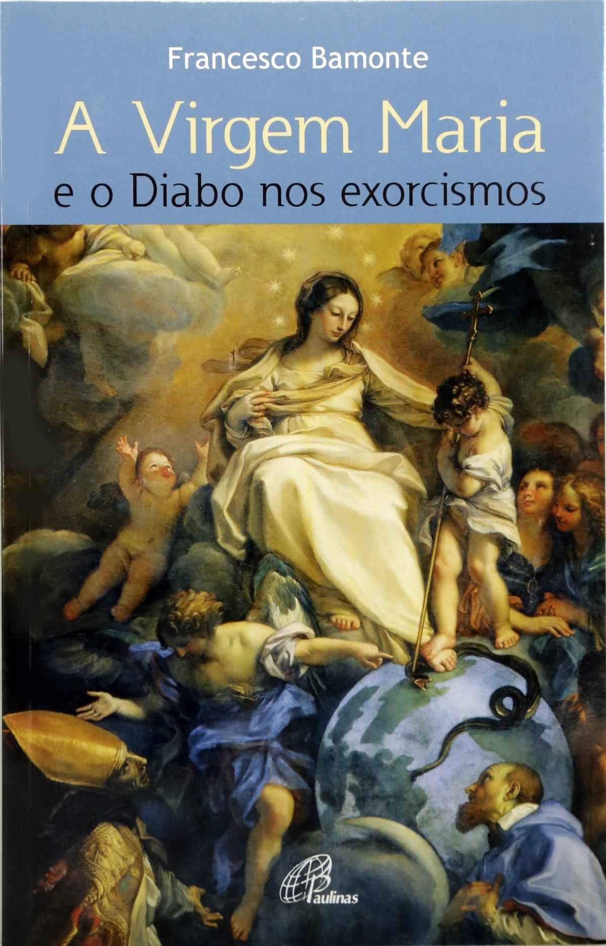 Foto 1 - A Virgem Maria e o Diabo