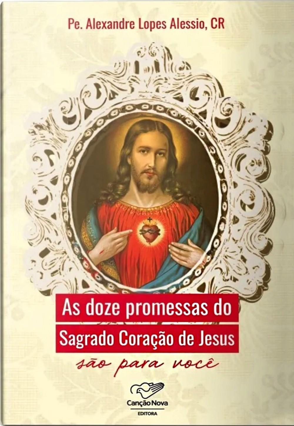 Foto 1 - As doze promessas do Sagrado Coração de Jesus