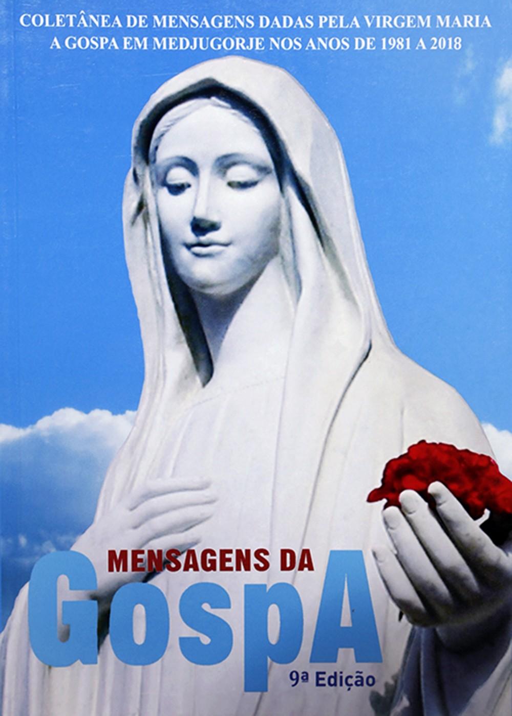 Foto 1 - Livro de Mensagens da Gospa