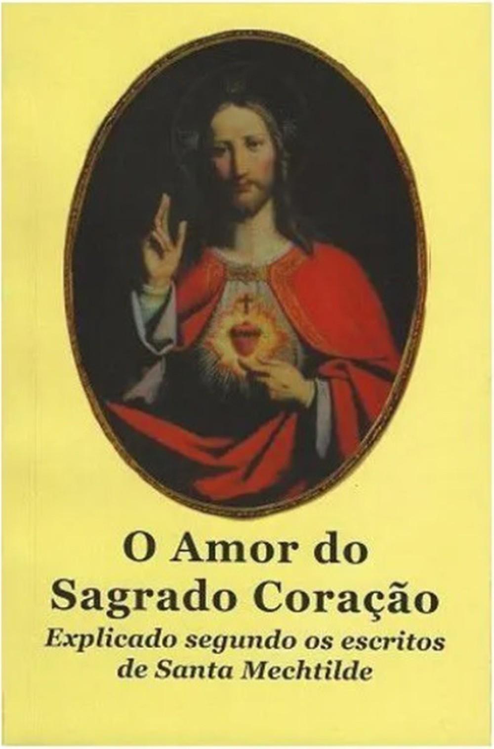 Foto 1 - Livro o amor do sagrado Coração