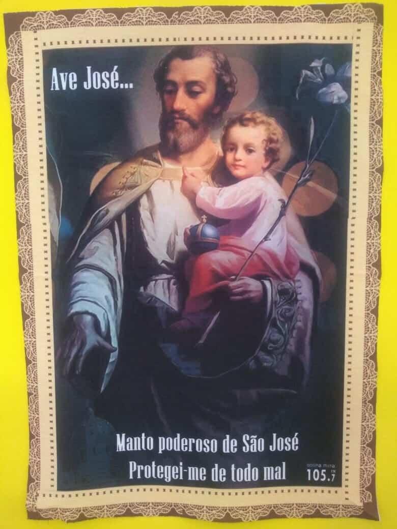 Foto 1 - Manto de São José