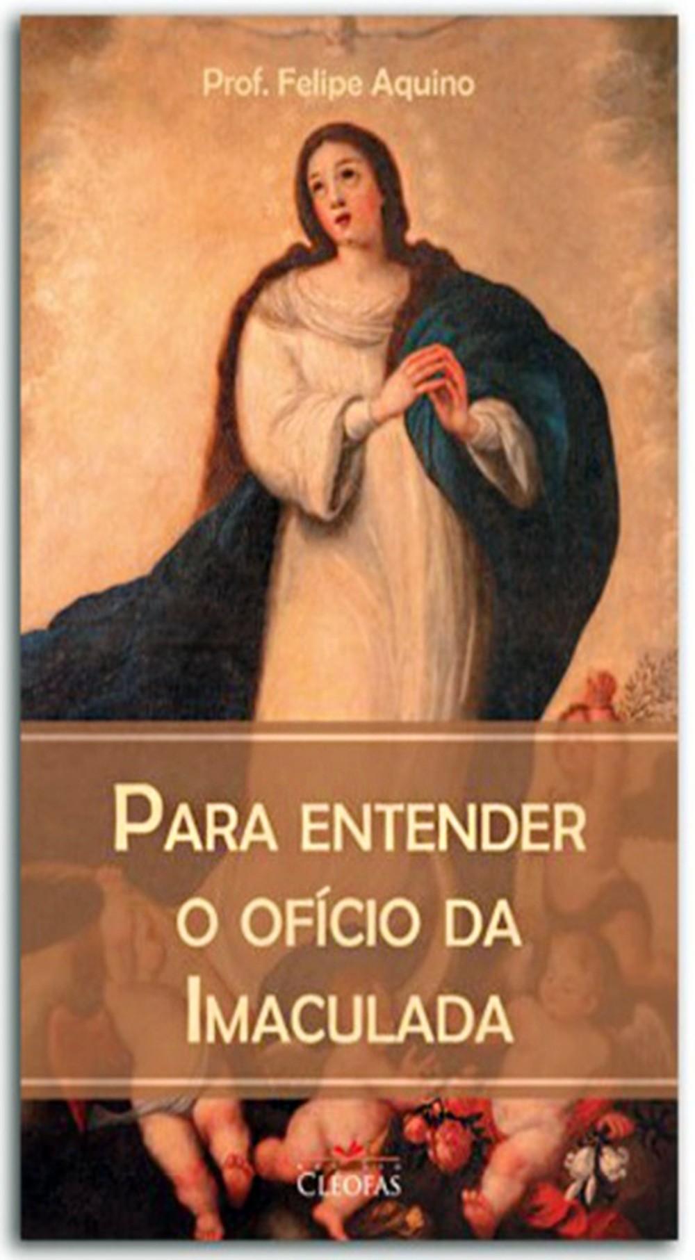 Foto 1 - Para entender o ofício da Imaculada