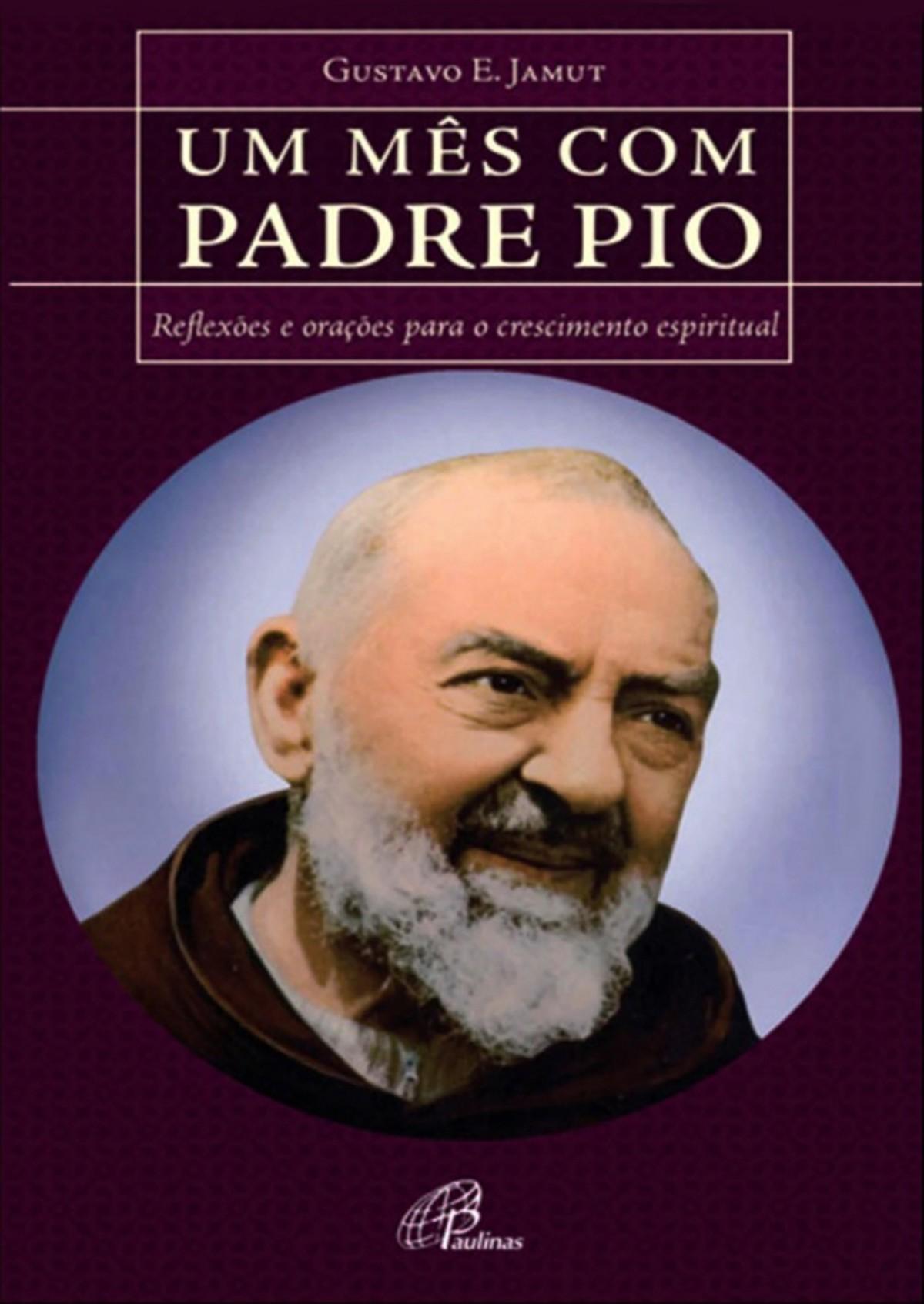Foto 1 - Um mês com Padre Pio