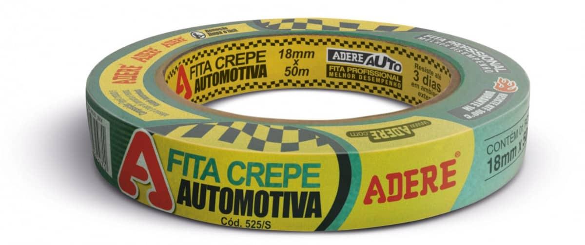 Imagem do produto Fita Crepe Automotiva 525 - Adere
