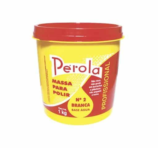 Imagem do produto Massa de Polir n°02 Base Água - Pérola