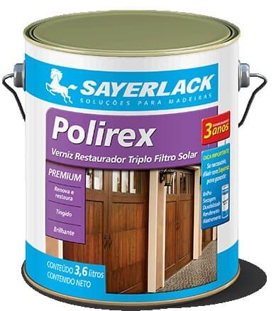 Imagem do produto Verniz Polirex - Renner Sayerlack