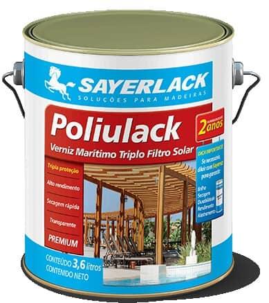Imagem do produto Verniz Poliulack Brilhante - Renner Sayerlack