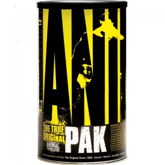 Foto 1 - Animal Pak Universal Nutrition - 44 Packs - Animal Pak Importado