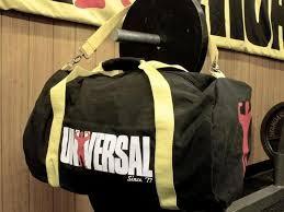 Foto2 - Bolsa Universal Vintage Gym - Universal
