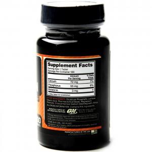 Foto2 - Melatonina 3mg - Optimum Nutrition - ON