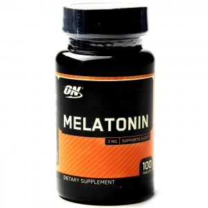 Foto1 - Melatonina 3mg - Optimum Nutrition - ON