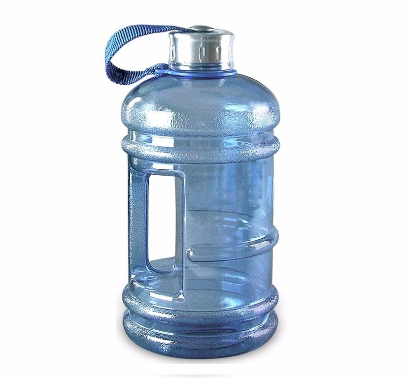 Foto 1 - Mini Garrafa Galão De Água Para Academia 2.2 Litros