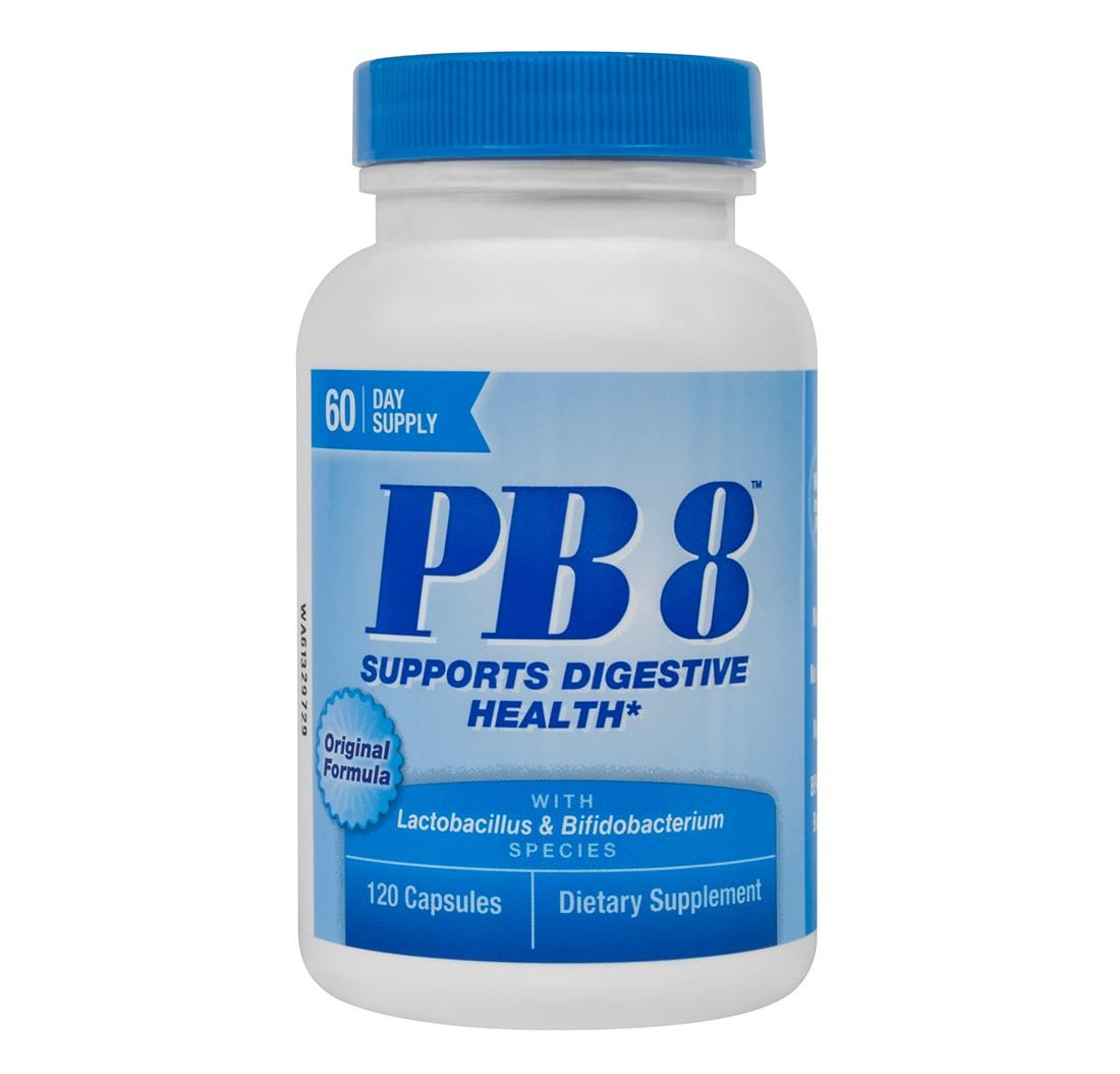 Foto 1 - PB8 (Acidófilo Probiótico) 120 Cápsulas