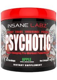 Foto 1 - Psychotic (35 doses) - Insane Labs