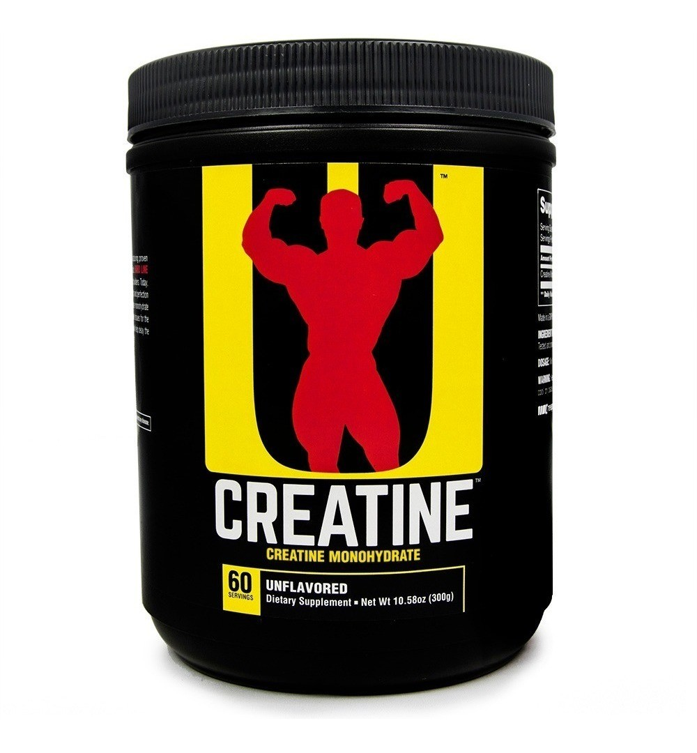 Foto 1 - Creatina Universal Nutrition