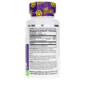 Foto2 - Melatonina Natrol 5mg Time Release - 100 Tabletes