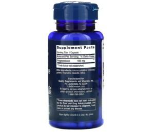 Foto2 - Pregnenolona 100mg (100 Capsulas) Pregnenolone - Life Extension