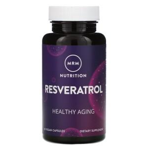 Foto1 - Resveratrol (60 Cápsulas Veganas) - MRM Nutrition