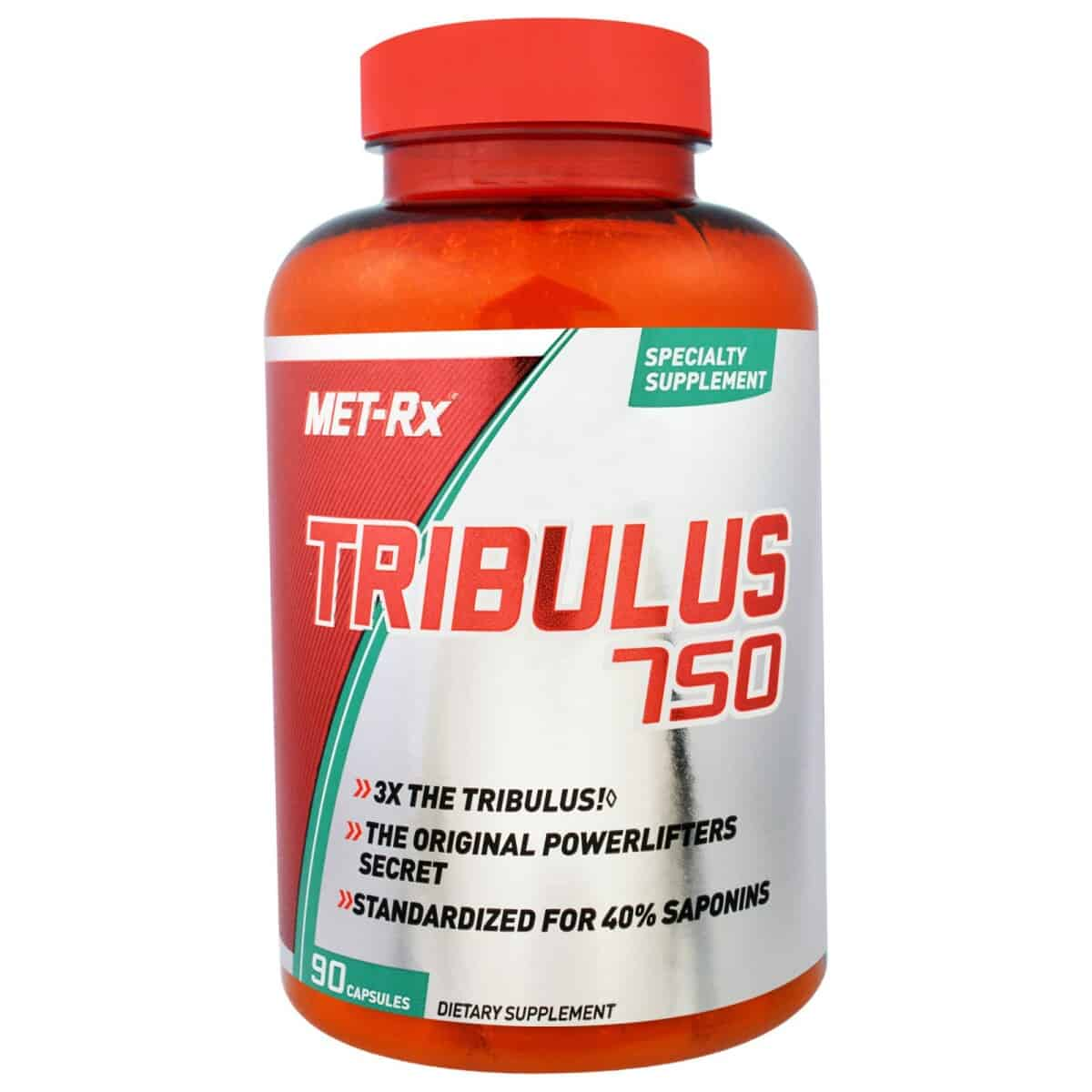 Foto 1 - Tribulus 750mg (90 Capsulas) - MET-Rx