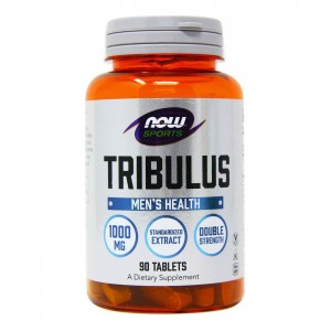 Foto1 - Tribulus Terrestris 1000mg Now Sports