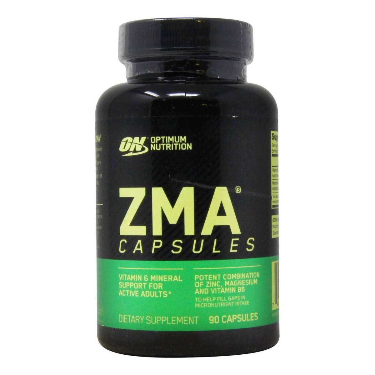 Foto 1 - ZMA (90 Cápsulas) - Optimum Nutrition ON