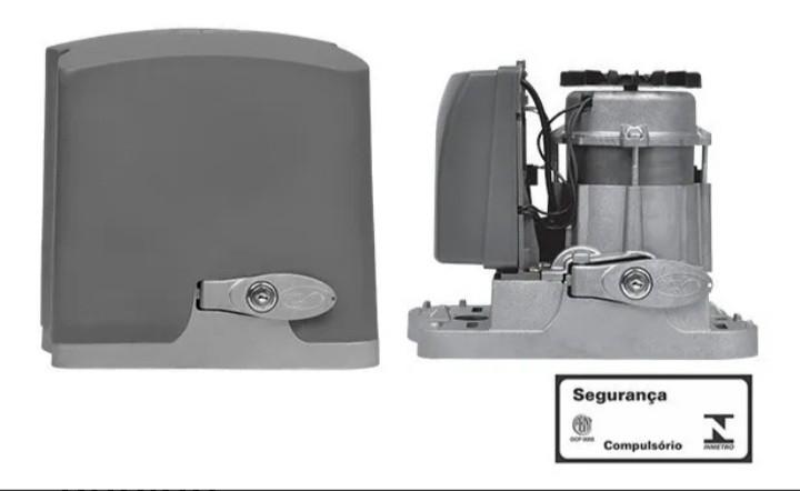 Foto 1 - KIT MOTOR PPA JET FLEX 1/3 HP COM 02 CONTROLES E 02 CREMALHEIRA DE 1,5 MTRS. CADA