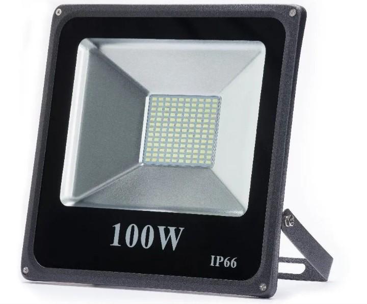Foto 1 - REFLETOR DE LED 100W ALTA POTÊNCIA