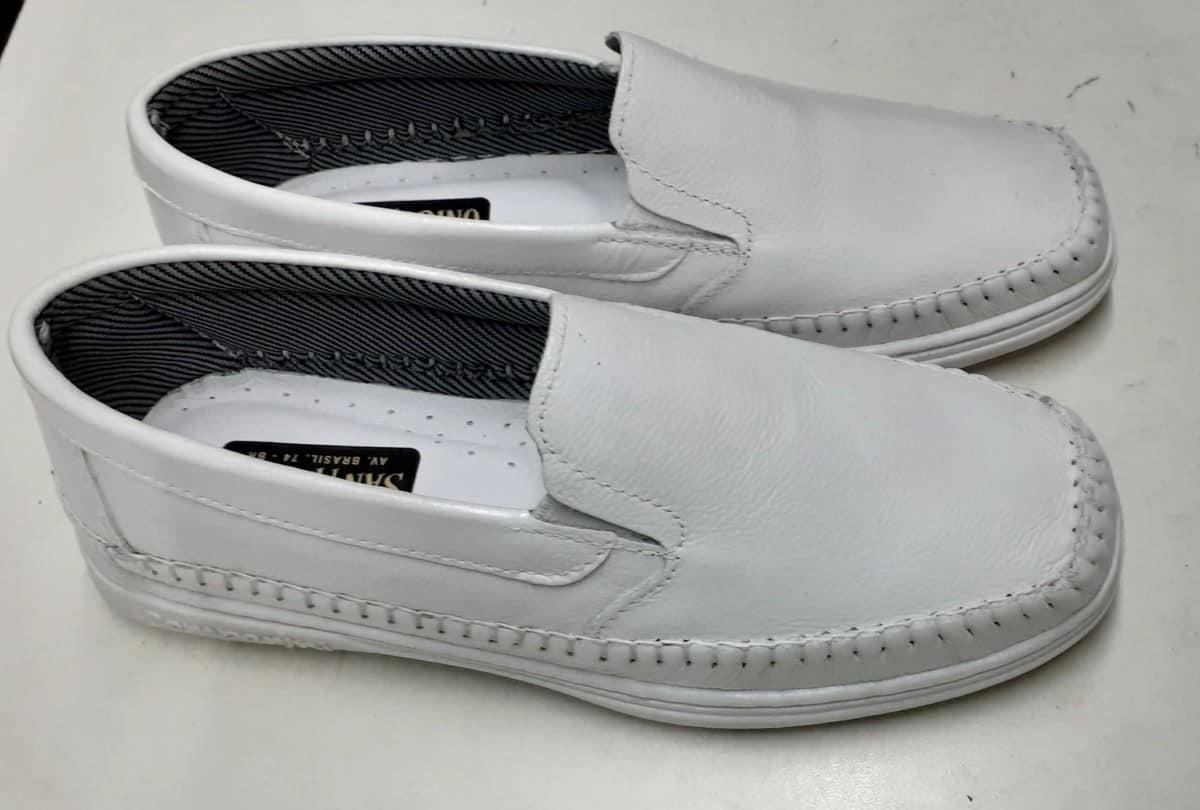 Imagem do produto Sapatilha Mocassim Comfort em couro