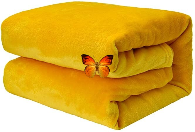 Foto 1 - Cobertor de flanela dupla face Queen size 200*230 cm