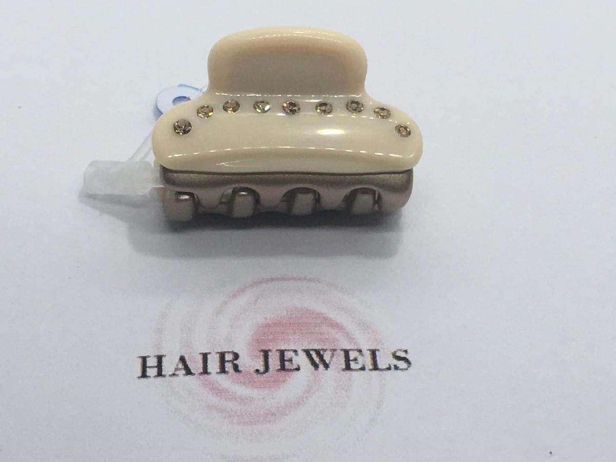 Foto 1 - Mini Piranhas com 1 fileira de Pedras. Essa é delicada e representa os sentimentos femininos.