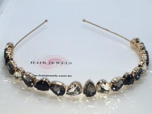 Foto2 - HJ 316 - Tiara Pedra Gota