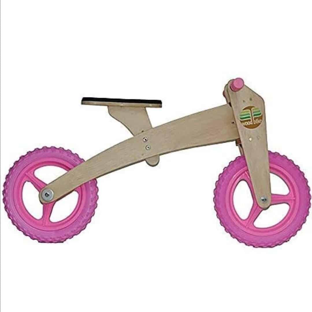 Foto 1 - Bicicleta de equilibrio