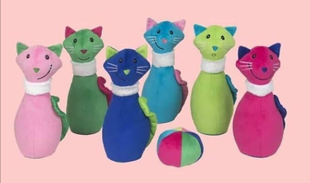 Foto 1 - Boliche de gatinhos