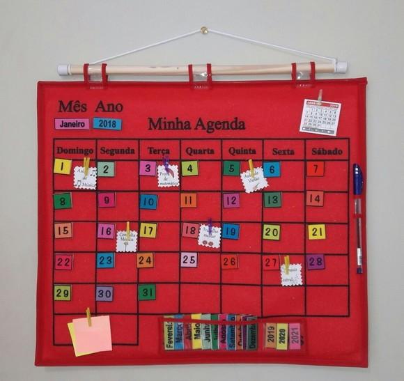 Foto 1 - Minha Agenda Educativa - Brincar, Aprender E Decorar!