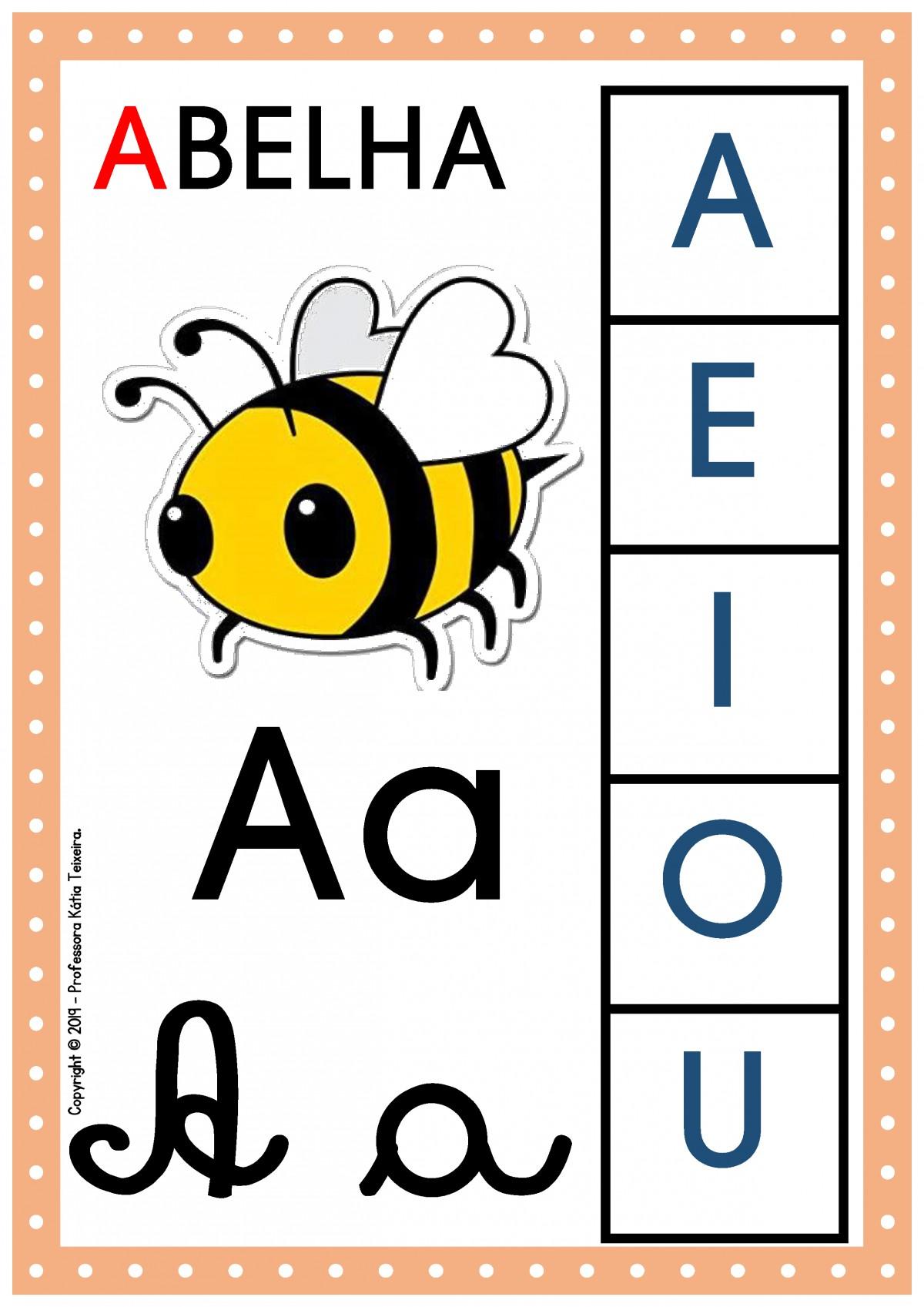 Foto3 - Alfabeto 4 tipos de letras com sílabas