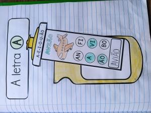 Foto8 - Atividades de alfabetização: Pacote de atividades interativas 01
