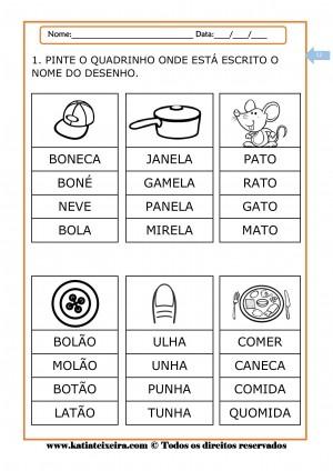 Foto7 - Kit de Atividades de Alfabetização Caldeirão da Bruxa