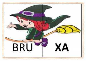 Foto9 - Kit de Atividades de Alfabetização Caldeirão da Bruxa