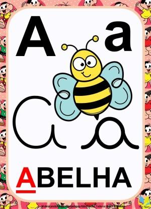 Foto3 - Kit digital alfabeto, silabário + números de 0 a 20 em PDF