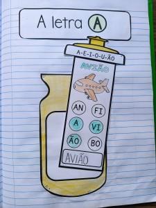Foto3 - Squeeze divertido: atividades letras, sílabas e palavras