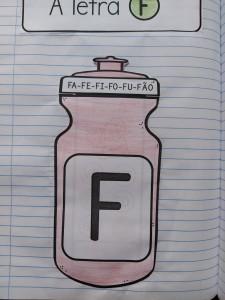Foto4 - Squeeze divertido: atividades letras, sílabas e palavras