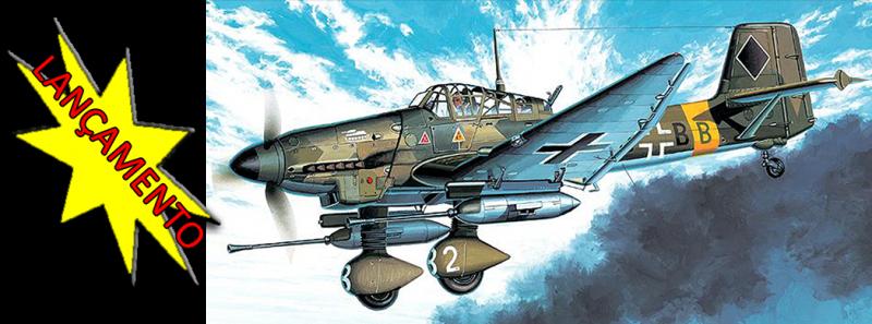 Stuka Opening Art