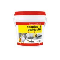 Foto 1 - Tecplus 1 - Aditivo impermeabilizante para concreto e reboco
