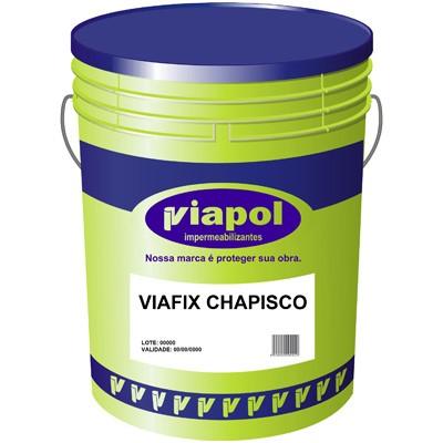 Foto 1 - Viafix Chapix - Barrica 18 kg