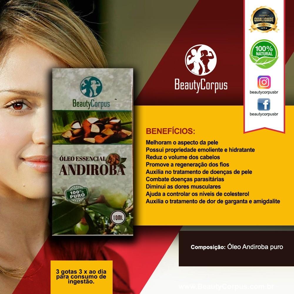 Imagem do produto Óleo de Andiroba