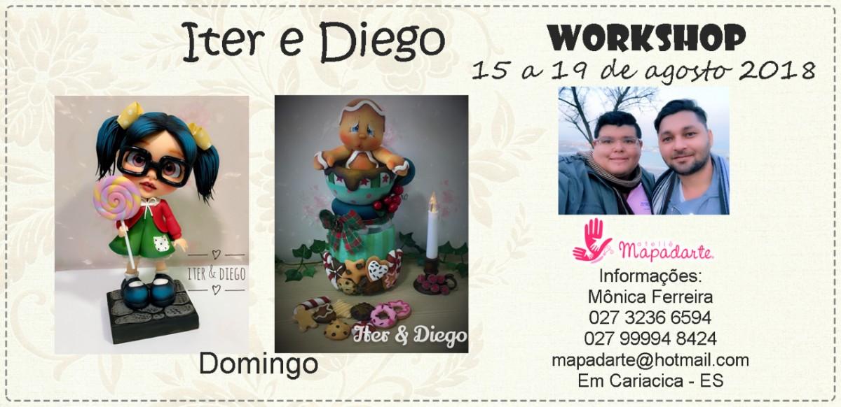 Foto6 - 01 Aula PRESENCIAL- Workshop Diego e Iterlano (01 aula a escolher)